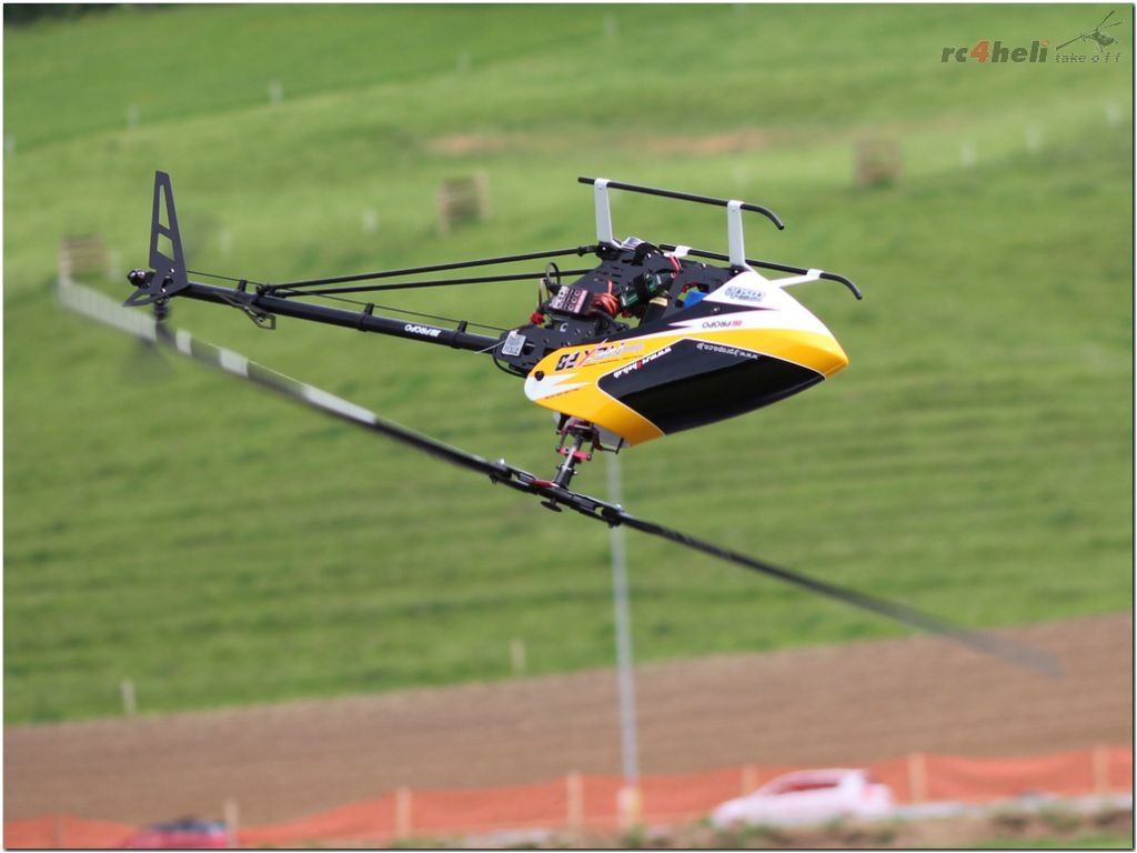 rc4heli in Action